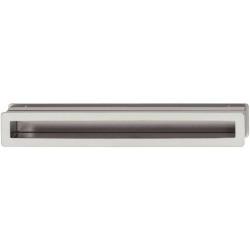 151.11.620 rozsdamentes acél színű 280x40mm