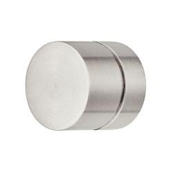 134.88.610 rozsdamentes acél matt 28x28 mm
