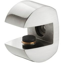 284.01.011 rozsdamentes acél színű polctartó 8-10 mm